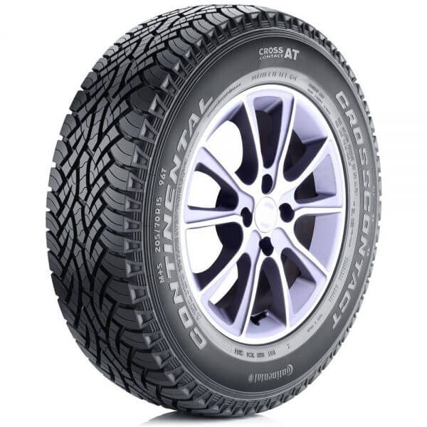 Pneu Aro 16 Continental 205 60 R16 Cross AT